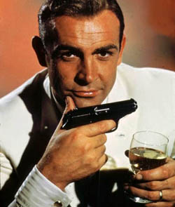James Bond, new words, naming, slang, nicknames, neologisms, Bondseum, James Bond museum